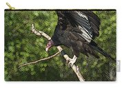 Turkey Vulture Carry-all Pouch