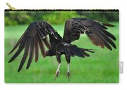 Turkey Vulture In Flight Carry-all Pouch