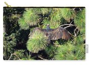 Turkey Vulture Spread Two Carry-all Pouch