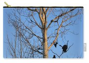 Turkey Vulture Tree Carry-all Pouch