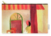 Turkish Cafe By August Macke Carry-all Pouch
