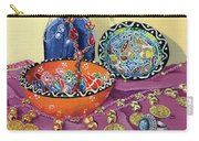 Turkish Still Life Carry-all Pouch