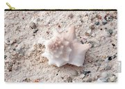 Turks And Caicos Shell Carry-all Pouch