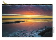 Turnagain Arm Sunset Carry-all Pouch