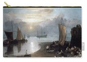 Turner: Sun Rising C1807 Carry-all Pouch by Granger