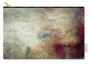 Turner: Sun Setting, C1840 Carry-all Pouch