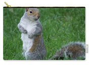 Turning Squirrel Carry-all Pouch