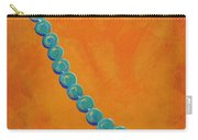 Turquoise Beads Carry-all Pouch