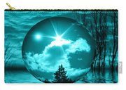 Turquoise Dreams Carry-all Pouch