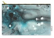 Turquoise Ecstasy By Madart Carry-all Pouch