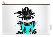Turquoise In The City Carry-all Pouch