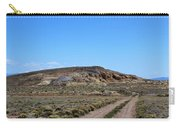 Turquoise Mine Off Hwy 142 2 Carry-all Pouch