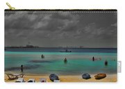 Turquoise Paradise Carry-all Pouch