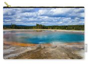 Turquoise Pool, Yellowstone Carry-all Pouch