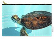Turtle Close-up  Carry-all Pouch