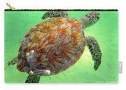 Turtle Day In Titusville,florida Carry-all Pouch