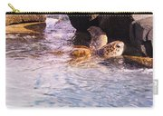Turtle Haven - St Thomas Us Virgin Islands Carry-all Pouch