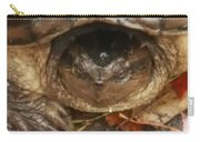 Turtle In Repose  Carry-all Pouch