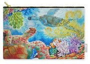 Turtle Territory Carry-all Pouch