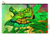 Turtle-totter Carry-all Pouch