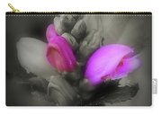Turtlehead Flower Carry-all Pouch