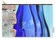 Tuscan Blue Reflections Carry-all Pouch
