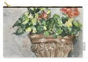 Tuscan Floral Carry-all Pouch