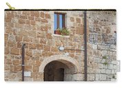 Tuscan Old Stone Building Carry-all Pouch