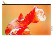 Tuscan Poppy Carry-all Pouch