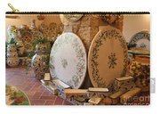Tuscan Pottery Carry-all Pouch