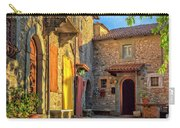 Tuscan Villa Early Morning Carry-all Pouch