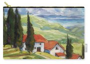 Tuscan Villas Carry-all Pouch