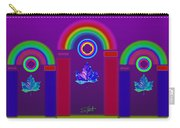 Tuscan Violet Carry-all Pouch