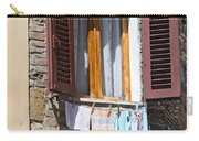 Tuscan Window And Laundry Carry-all Pouch