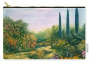 Tuscany Atmosphere Carry-all Pouch by Hannibal Mane