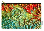 Tuscany Batik Carry-all Pouch