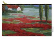 Tuscany Fields Carry-all Pouch