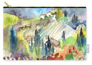 Tuscany Landscape 03 Carry-all Pouch