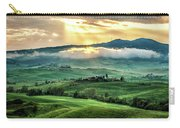 Tuscany Sunburst- Carry-all Pouch