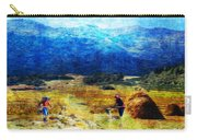 Tusheti Hay Makers I Carry-all Pouch