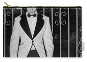 Tuxedo Vampire Carry-all Pouch