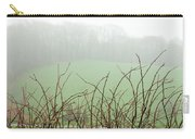 Twigs In Mist Carry-all Pouch