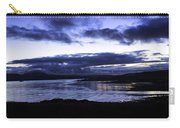 Twilight At Loch Bracadale Carry-all Pouch