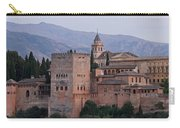 Twilight At The Alhambra Carry-all Pouch