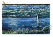 Twilight At The River Carry-all Pouch