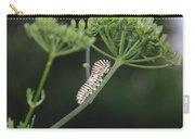 Twilight Caterpillar Carry-all Pouch