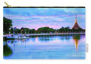 Twilight City Lake View Carry-all Pouch