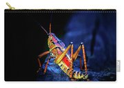 Twilight Grasshopper Carry-all Pouch