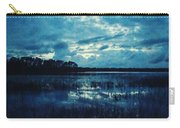 Twilight On The Lake Carry-all Pouch