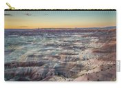 Twilight Over The Painted Desert Carry-all Pouch